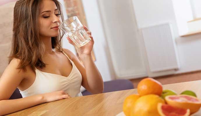 Что пить при диете кроме воды