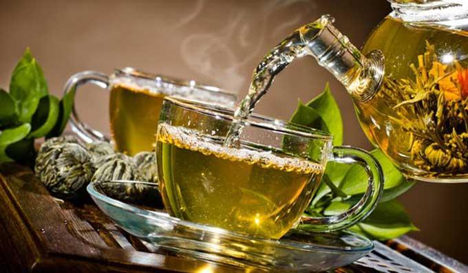 чай для разгрузки