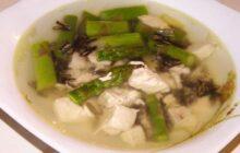 куриный суп со спражей