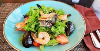 морепродукты при похудении список
