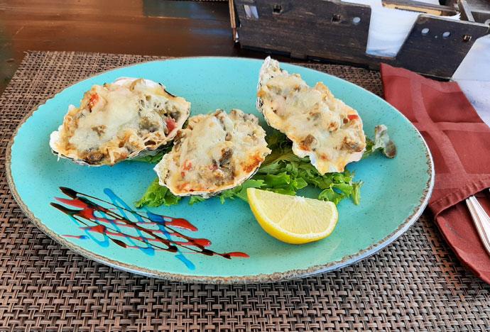 блюда из морепродуктов на диете