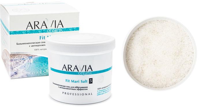 бальнеологическая соль для СПА-похудения